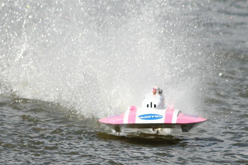 Zippkits Bullitt Thunderboat Hydro