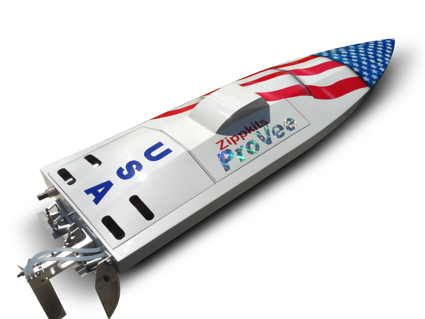 ProVee Race Hull